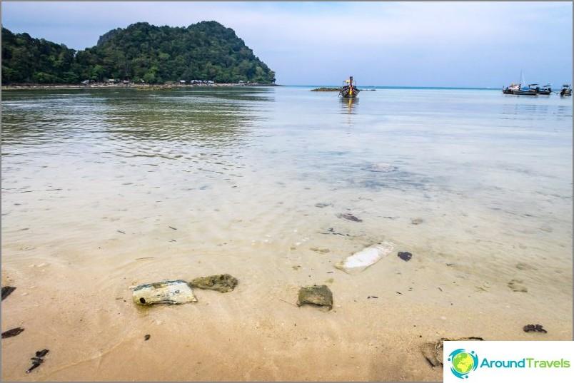 Lanan ranta, Phi Phi Don -saari