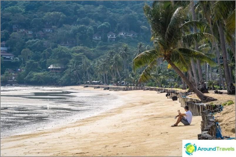 Lo Bao Khaon ranta, Phi Phi Don -saari