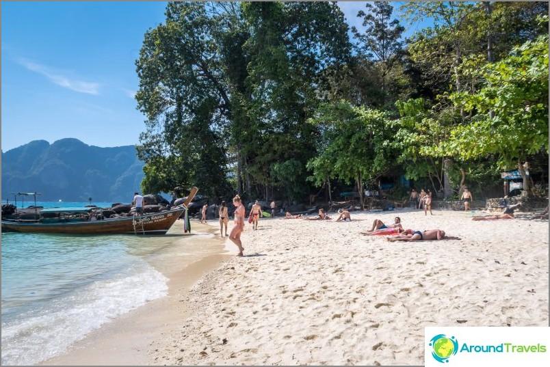 Viking-1 и Viking-2 (Viking Beach) - почти частни плажове в Viking Nature Resort