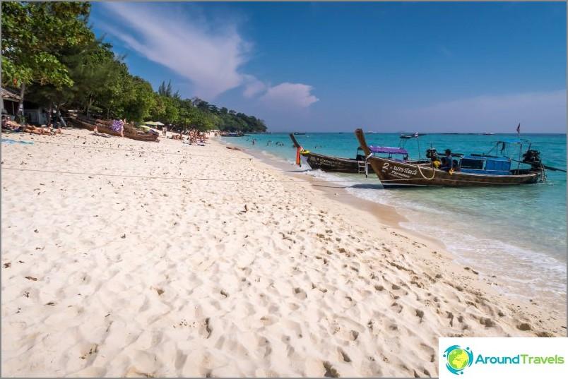 Лонг Бийч, остров Фи Фи Дон