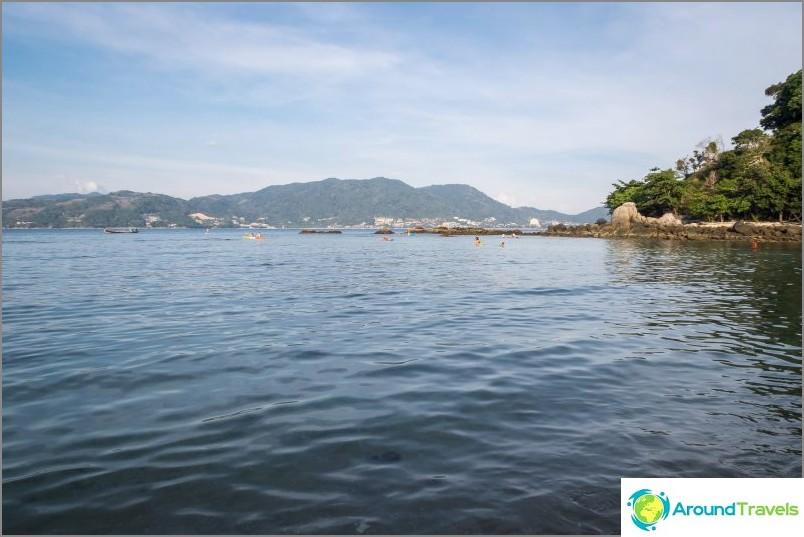 Horisontissa - Lam Son, Cape Phuket