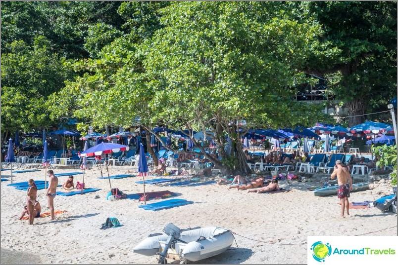 Ao Sane Beach - Salainen ranta lähellä Nai Harnia