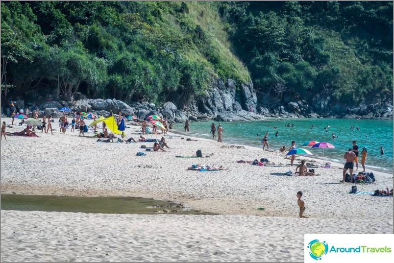 Nai Harnin ranta - yksi Phuketin parhaimmista