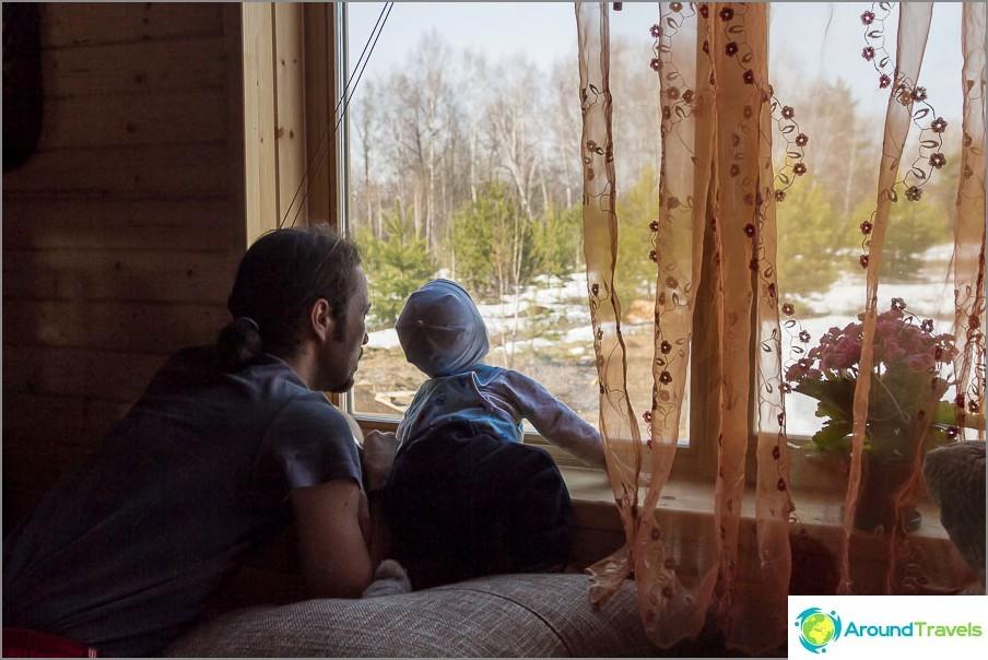 Защо си струва да оставите да живеете в село или екоселище (15)