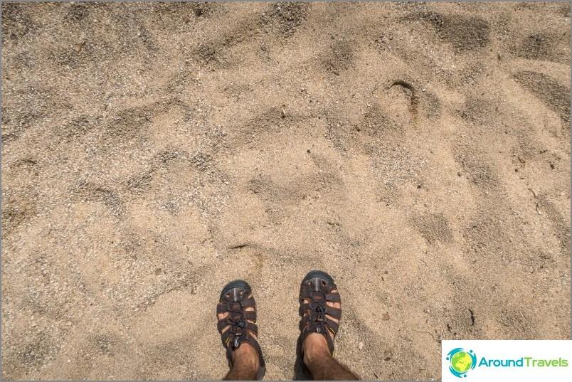 Wai Nam Beach (Haad Wai Nam) - pienoiskoossa ja kaunis