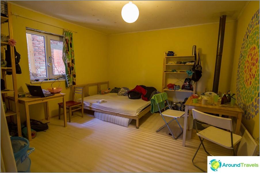 Стаята ни в Береговой