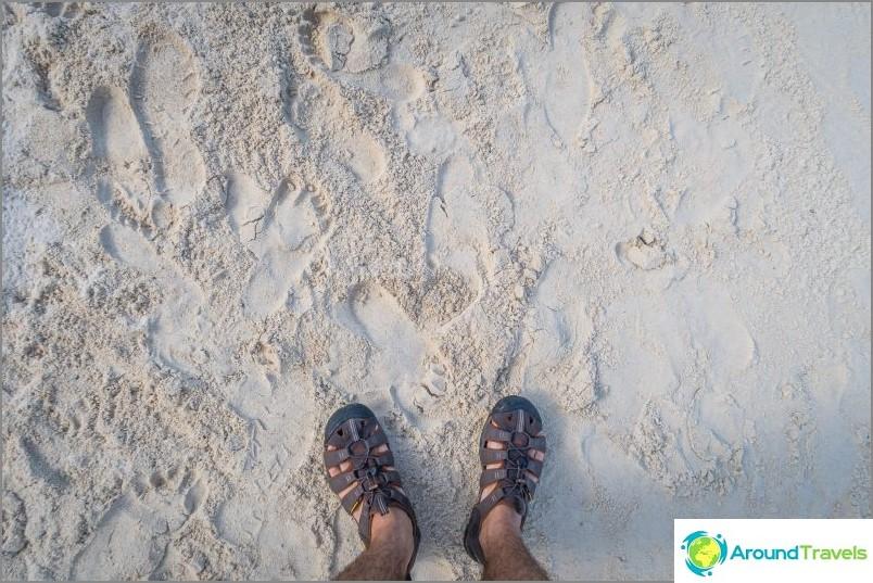 """Haad Yaon ranta - paikka, jossa """"anna koko maailman odottaa"""""""