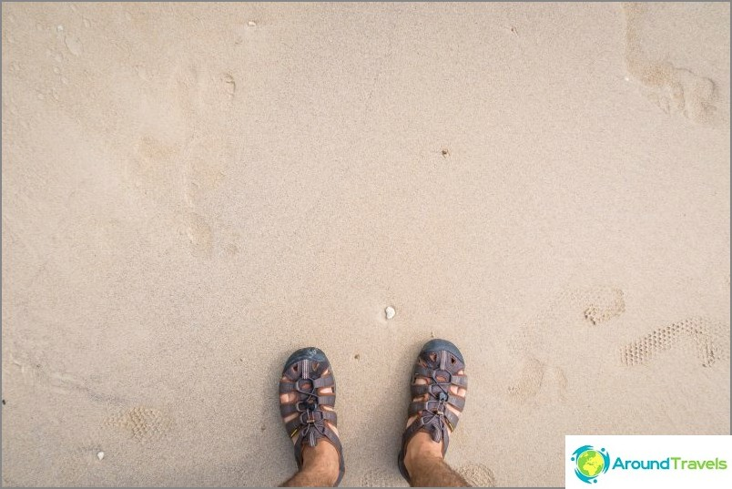 Haad Son Beach ei ole enää salainen ranta Koh Phanganilla.