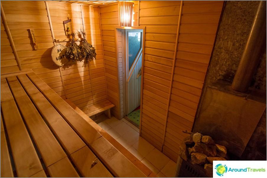 Зад стената на банята, където ходим два пъти седмично, мечтите се сбъдват!