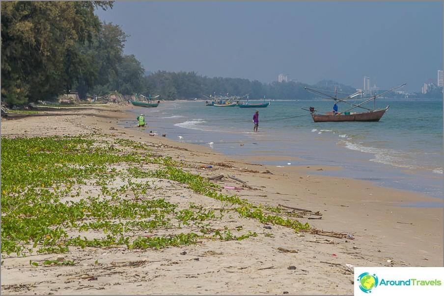 beach-tao-o-turtle-vicino-mountain-Khao-tao-01