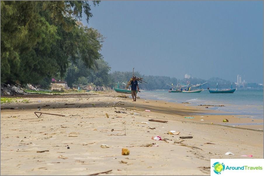 beach-tao-o-turtle-vicino-mountain-Khao-tao-05