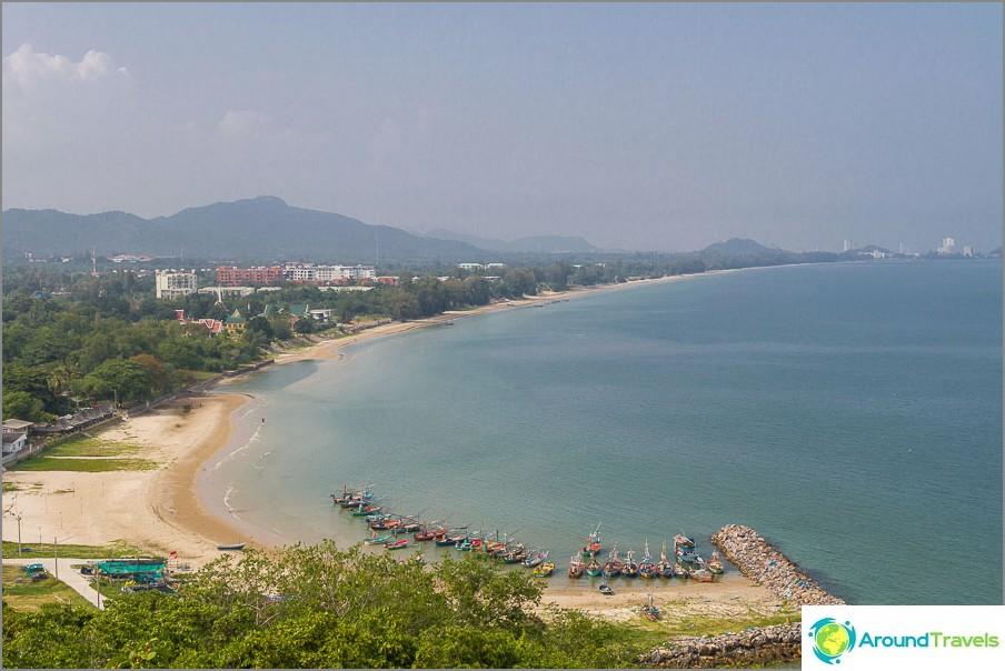 beach-tao-o-turtle-vicino-mountain-Khao-tao-09