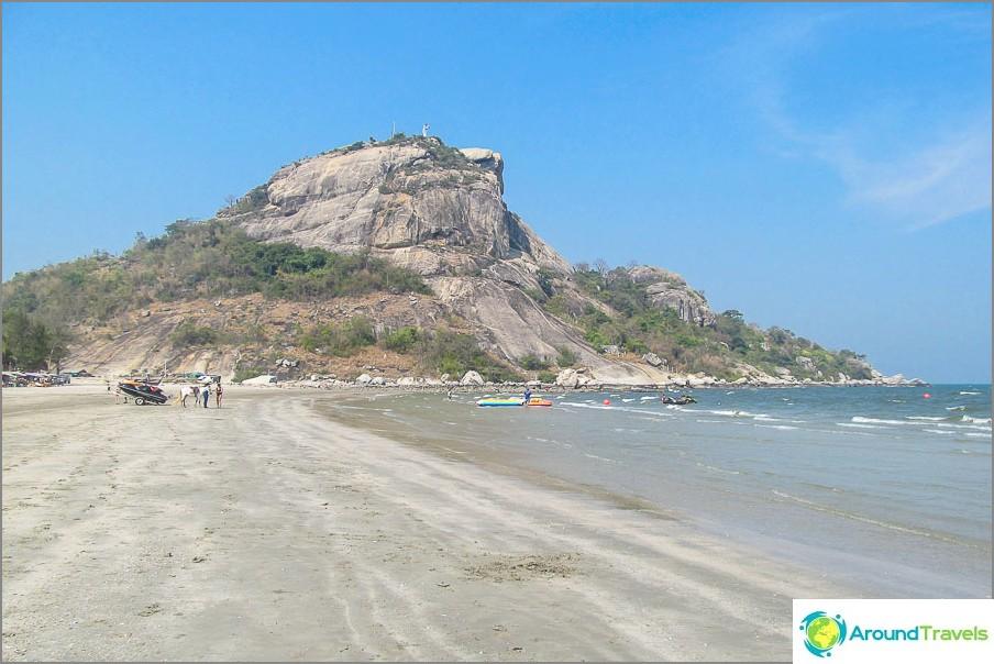 на-takiab-плаж-thakiab-плаж-не-претъпкан-и-близо до Хуа-ин-07