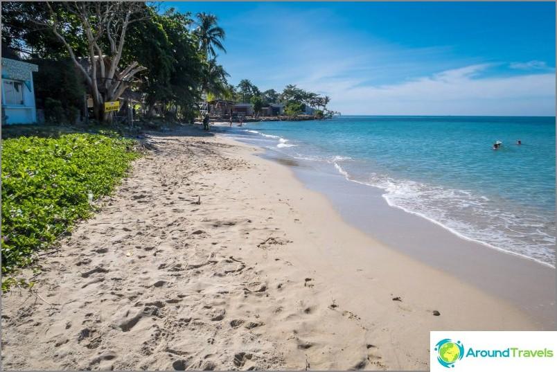 Плаж Lonly на остров Чанг