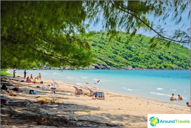 Nang Ram Beach tai Dancing Girl Beach