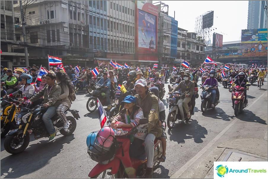 Революция в Тайланд