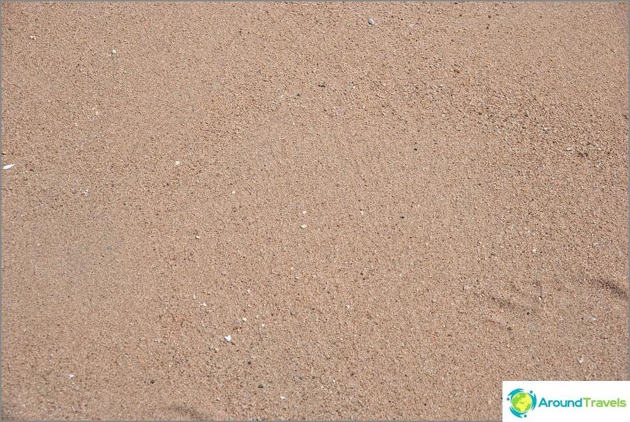 Jomtien Sand