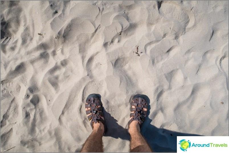 White Sand Beach on paras Koh Chang