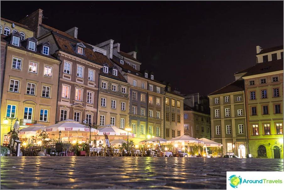 Стария град на Варшава