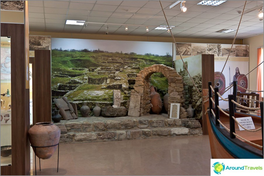 Tanais-museo