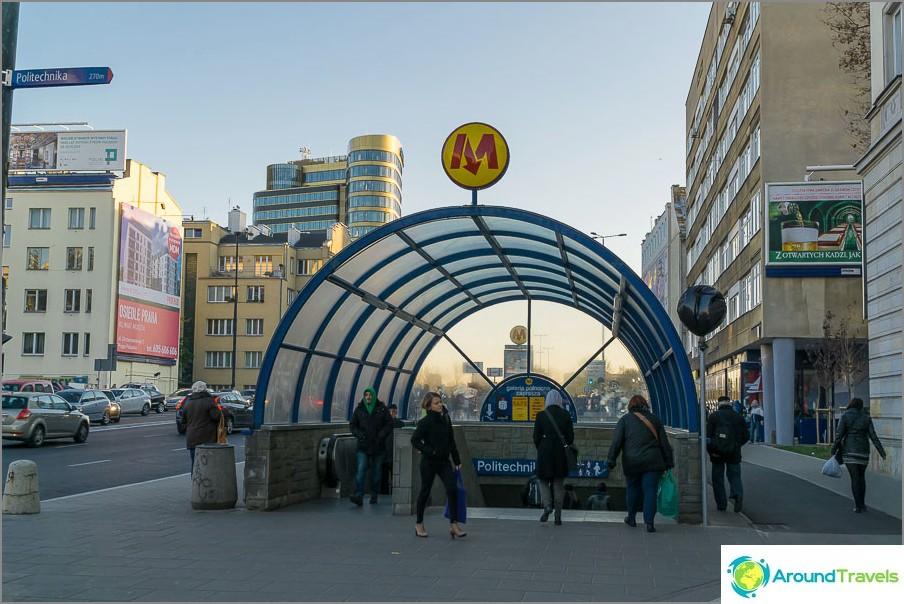 Sama M-kirjain, vain sata kertaa halvempi Moskovassa, koska Lebedev ei piirtänyt