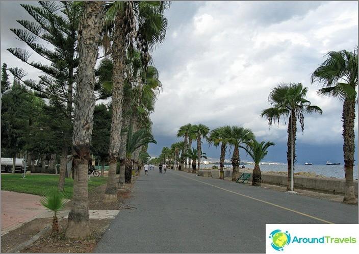 Matka Kyprokseen.