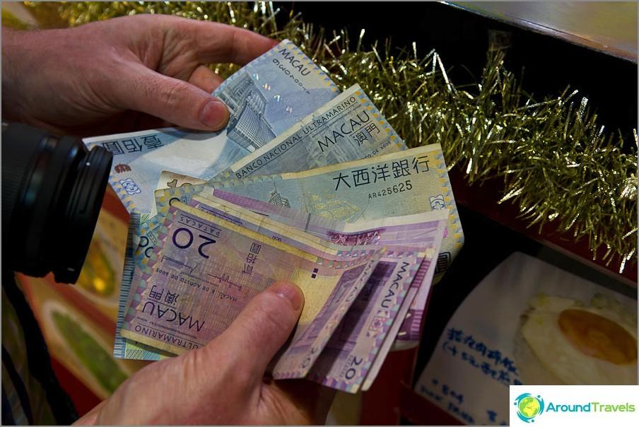 Paikallinen raha - Maca'an Pataki