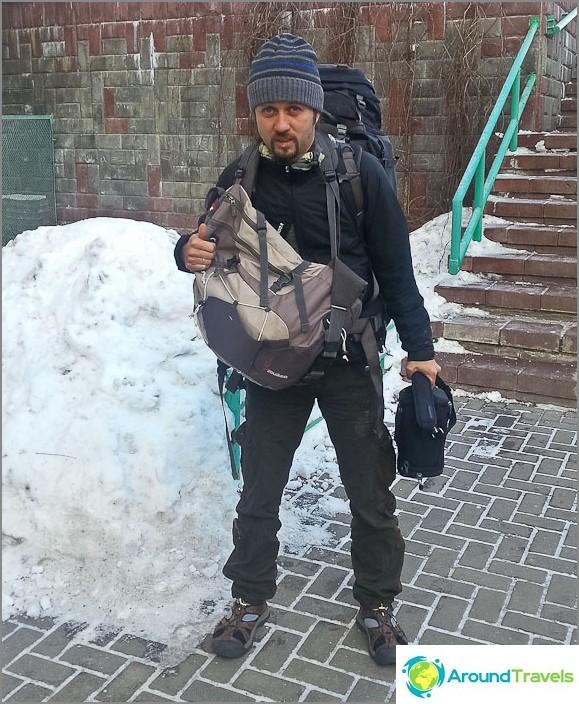 Selvisin ja palasin kotiin Butovossa!