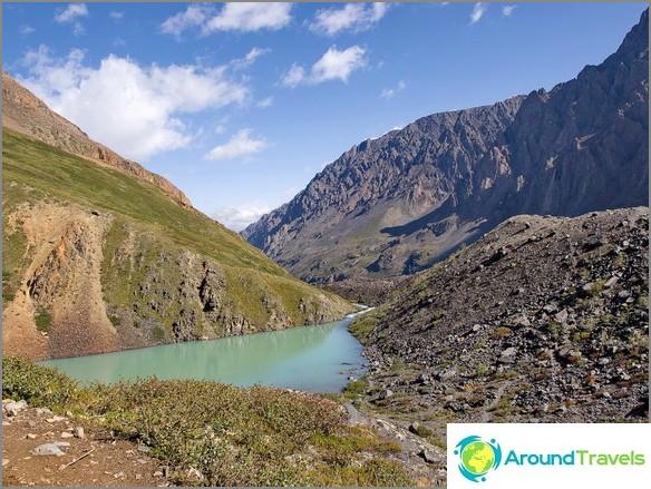 Altai-vuoret. valokuva Boris Volchek.