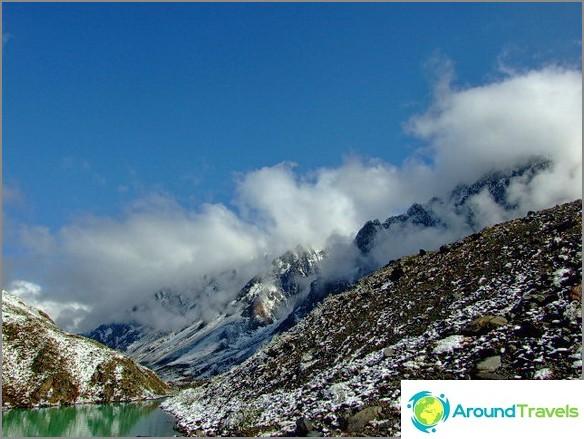 Altai-vuoret.