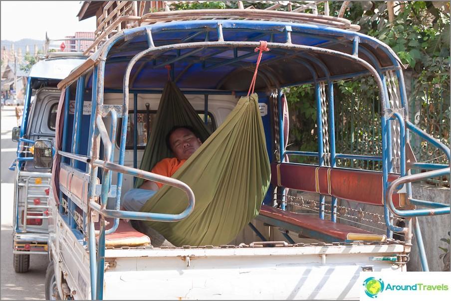 Thaimaa rentouttaa