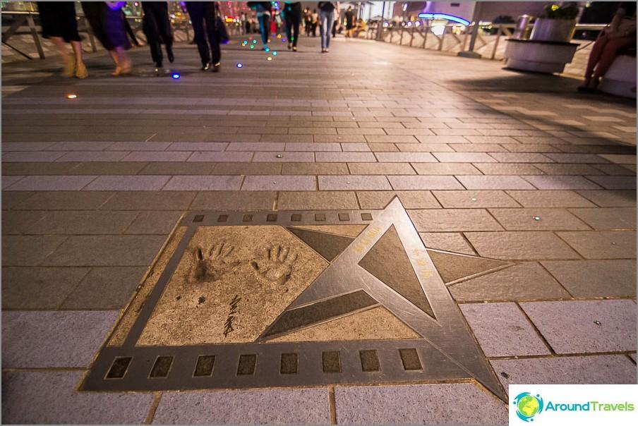 Hong Kong Avenue of Stars (8)