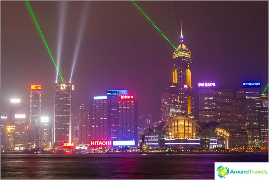 Hongkongin lasershow (5)