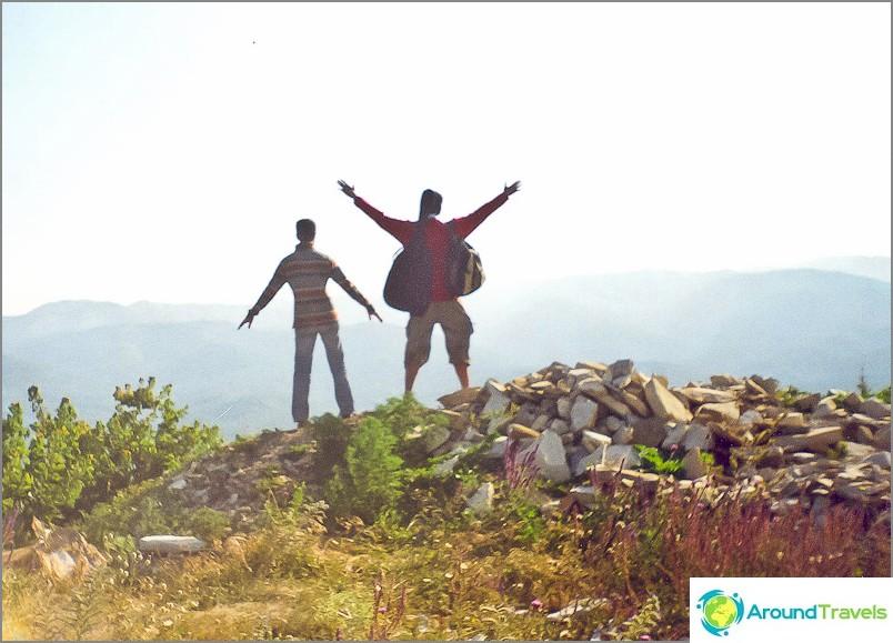 Nexisin vuorella