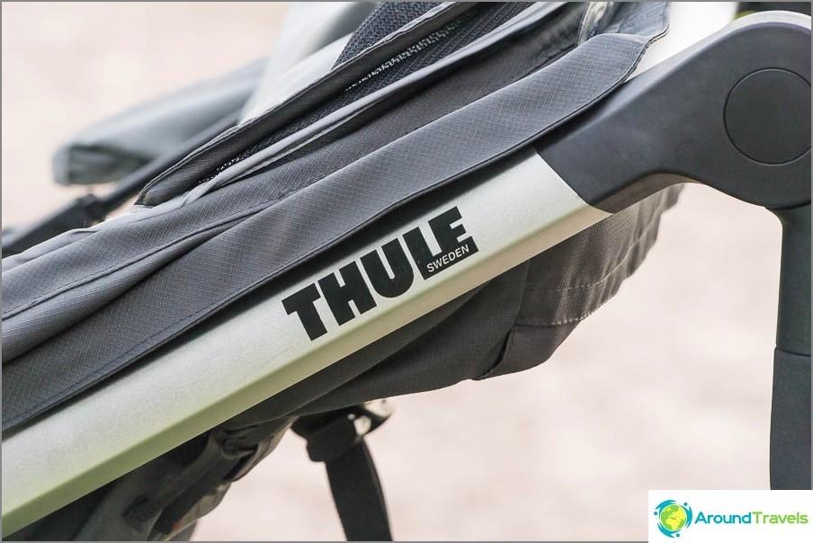 Lastenrattaat Thule Urban Glide