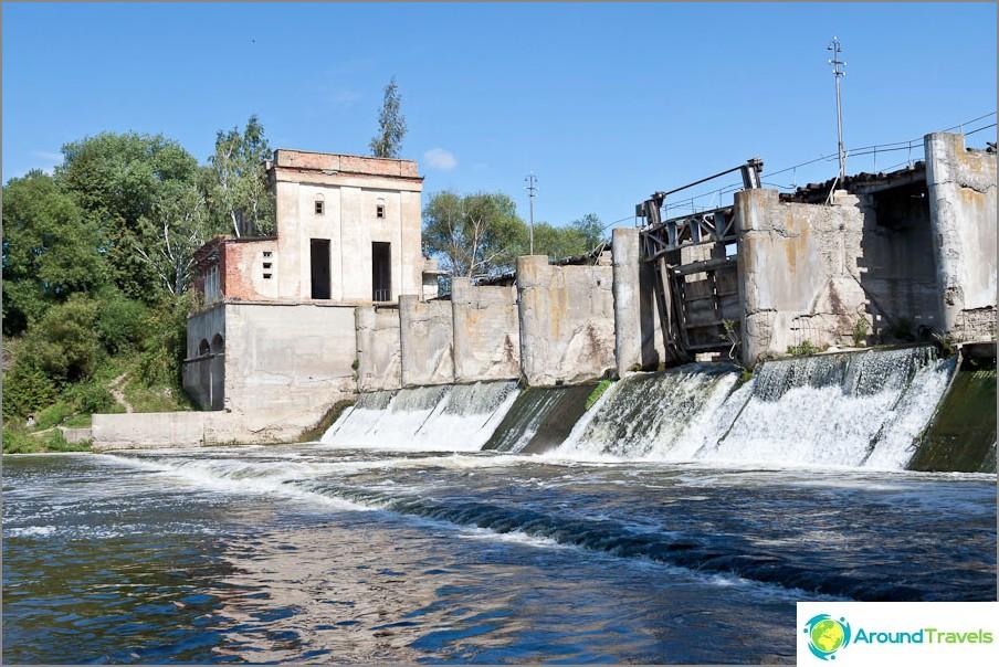 Lykovskajan vesivoimalaitos