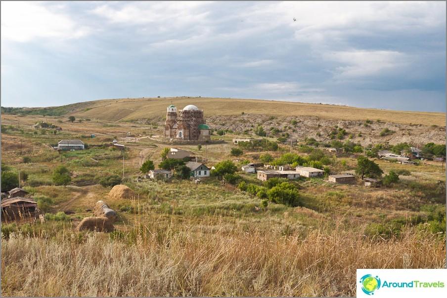 Ферма Дядин от хълма