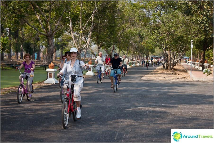 Sukhothain puisto