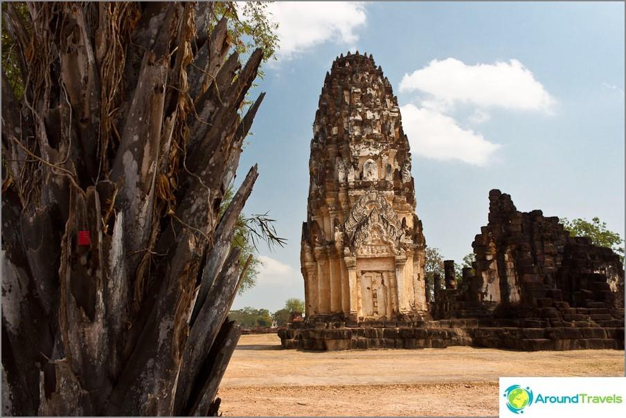 Wat Phra Phai Luang Sukhothaissa