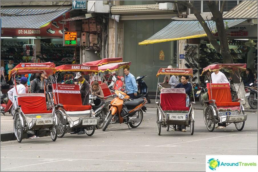 Pyöräilyrikit Hanoissa