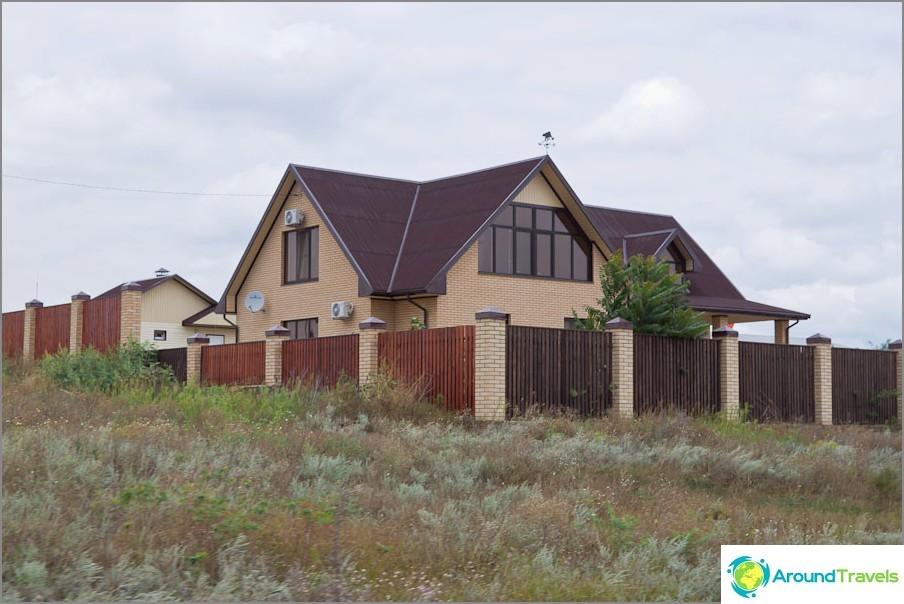 Някой има много хубави къщи