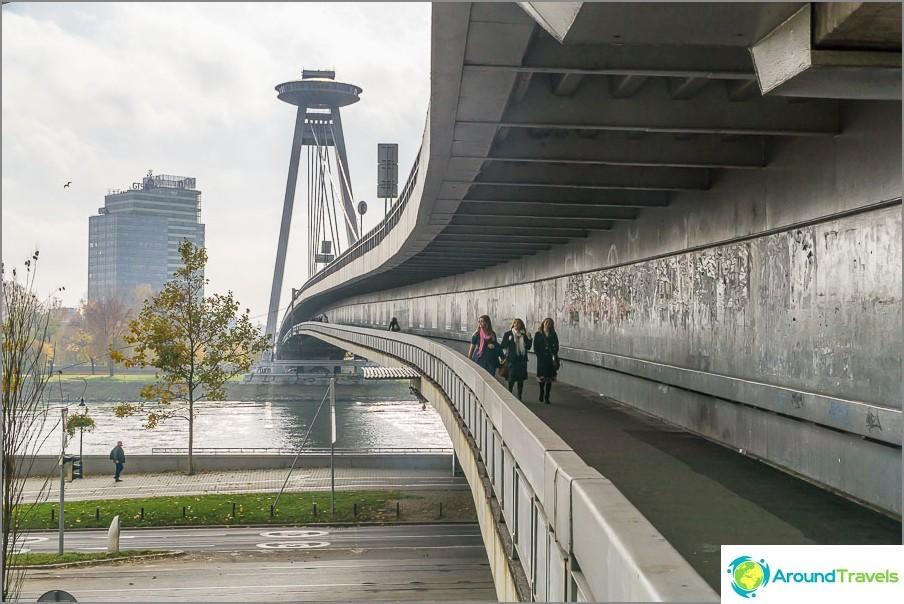 SNP-silta Bratislavassa