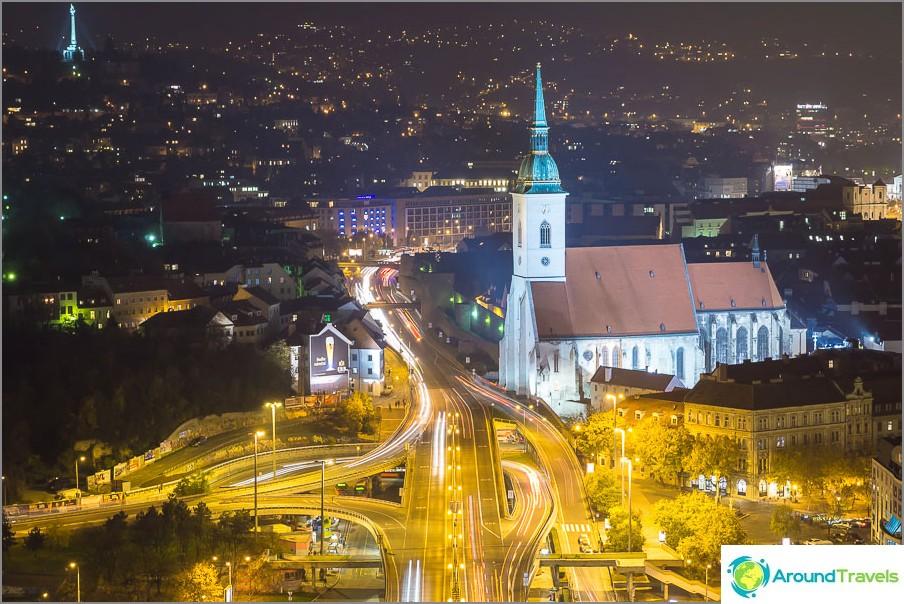 Pyhän Martinin katedraali Bratislavassa