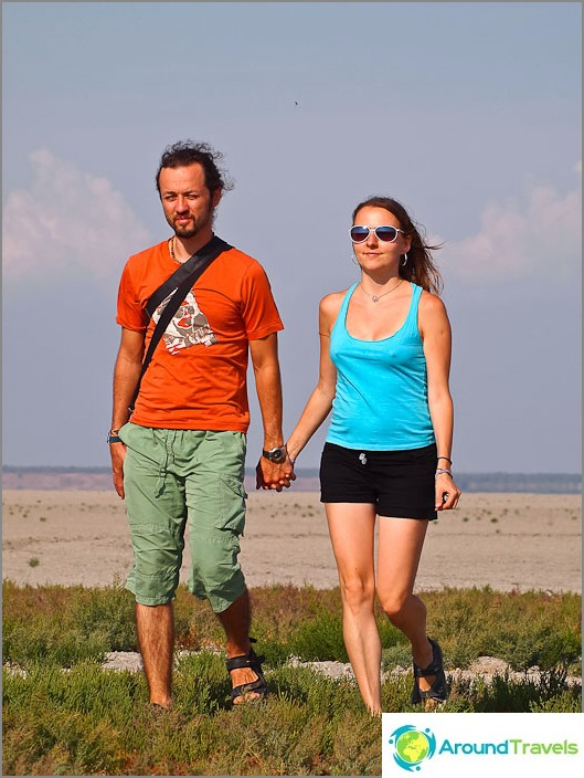 Разхождаме се по езерото Хан