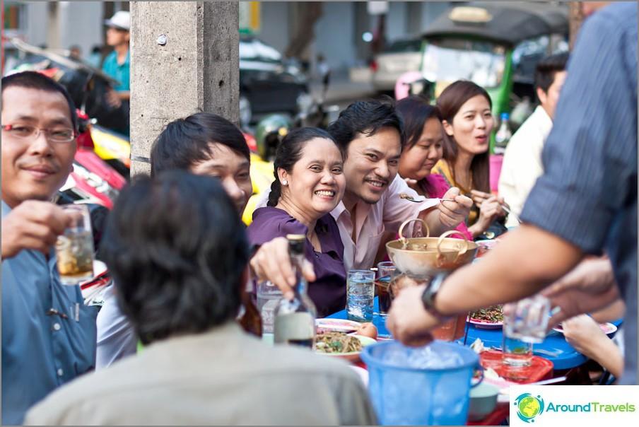 Hymy Thaille on yleinen asia