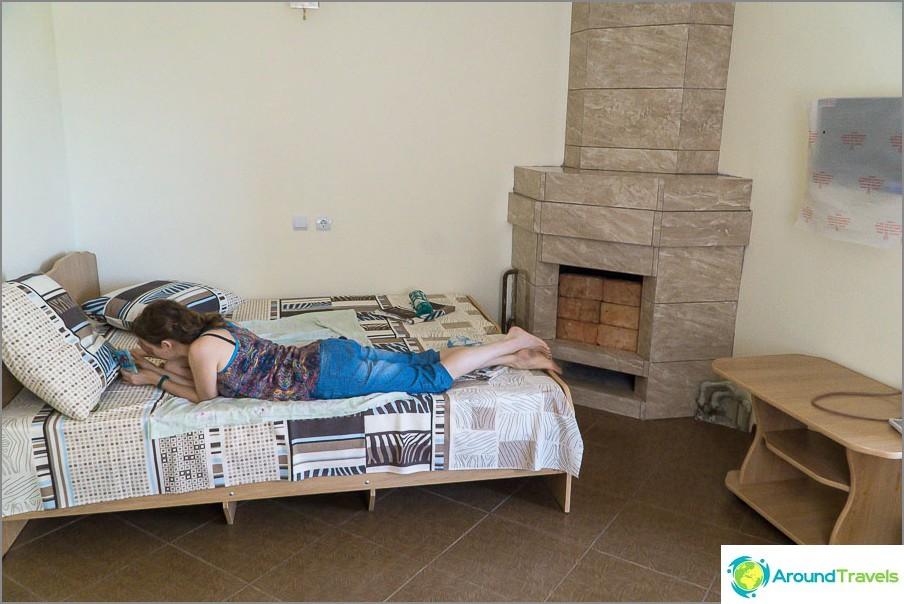 Спалня на приземния етаж