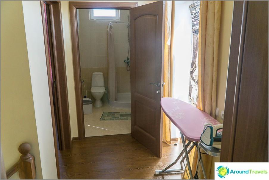 Малък коридор на втория етаж