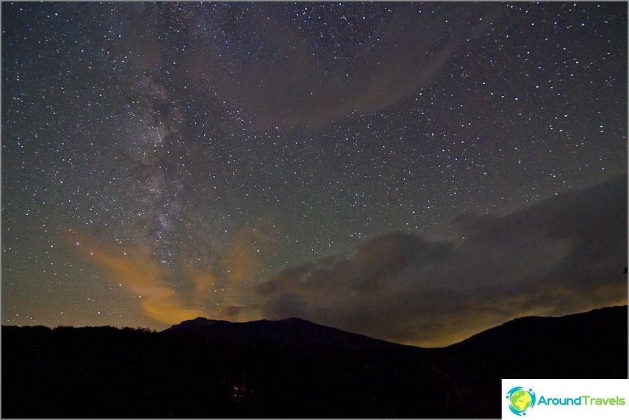 Tähtitaivas Krimin
