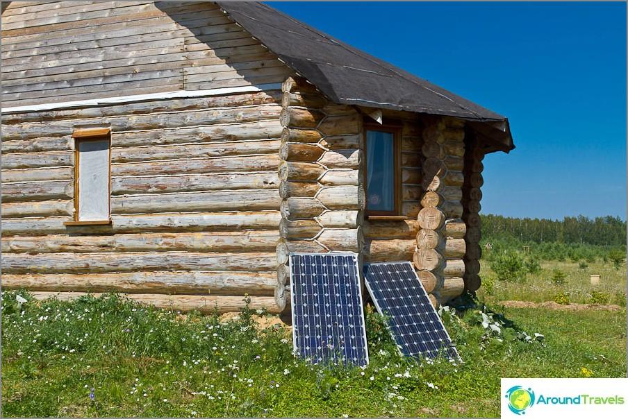 През лятото има достатъчно слънчеви панели за всички нужди