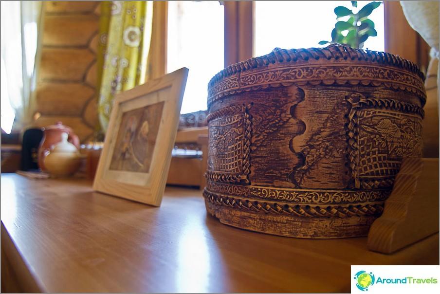 Елементи на декора в руски стил